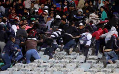 La sécurité du championnat de football ne serait pas assurée