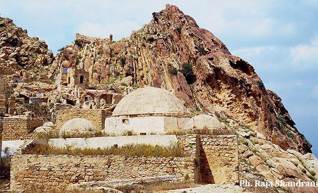 Zriba : Un village perché, une source à 45 degrés