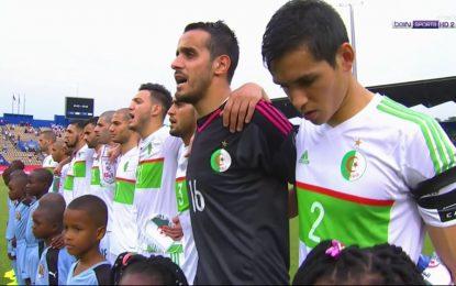 CAN 2017: Algérie-Sénégal en live streaming