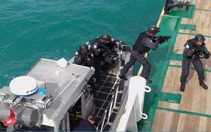 Ras Jedir : Arrestation de 3 clandestins venus de Libye