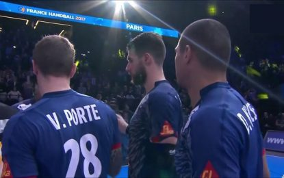 Handball: France-Russie en Live streaming
