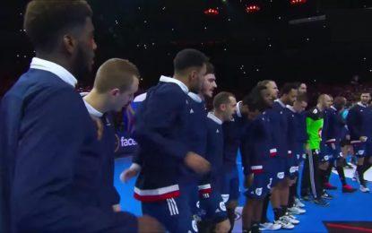 Handball: France-Slovénie en Live streaming