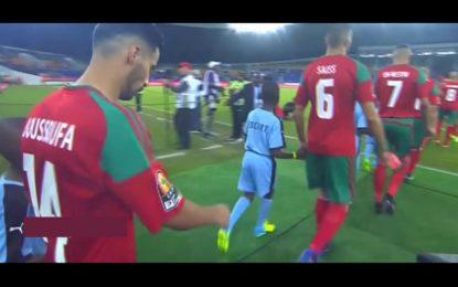 CAN 2017: Maroc-Egypte en live streaming