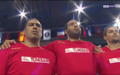 Handball: Tunisie-Angola en Live streaming