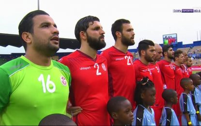 CAN 2017: Tunisie-Zimbabwe en live streaming