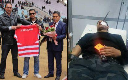 L'agent agressé au stade Radès honoré par le Club africain