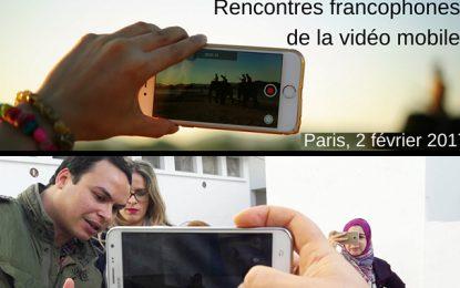 Vidéo Mobile: Chaouachi représente la Tunisie à Paris