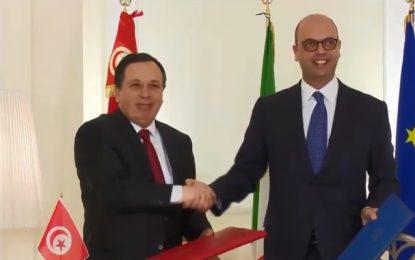 Tunisie-Italie : Renforcement de la lutte contre l'émigration clandestine