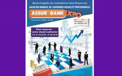 Le salon Assur-Bank Expo les 2 et 3 mars à l'Utica