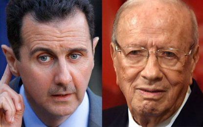 Quand la Tunisie rétablira-t-elle ses relations diplomatiques avec la Syrie ?