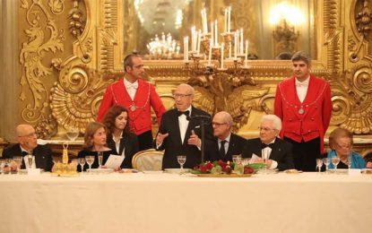 Italie-Tunisie : Signature de 6 accords de coopération