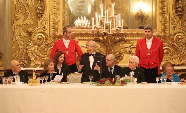 Italie: BCE appelle à lever la restriction de voyage vers la Tunisie