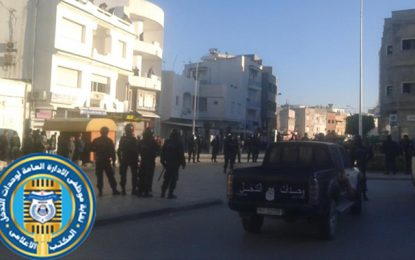 CAB-CA : Quatre policiers blessés et 12 supporteurs arrêtés