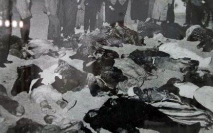 Le 8 février 1958 à Sakiet Sidi Youssef : Chronique d'une terreur