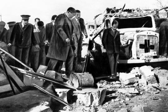 Bombardement de Sakiet Sidi YOussef