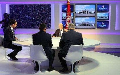 Caïd Essebsi n'est pas dérangé par l'activisme diplomatique de Ghannouchi