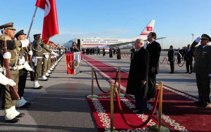 Caïd Essebsi en visite officielle en Italie les 8 et 9 février