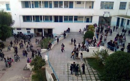 Corruption: Limogeage du directeur du Collège pilote de Sousse