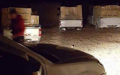 Gabès : Saisie de marchandises de contrebande d'une valeur de 224.000 DT