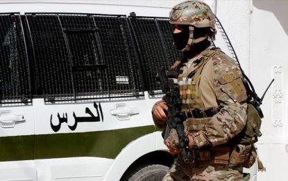 Démantèlement d'une cellule terroriste à Moknine