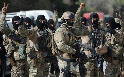 Opération antiterroriste à Gafsa : Deux éléments armés abattus à Jebel Orbata