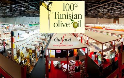 L'huile d'olive tunisienne au salon Gulfood à Dubaï