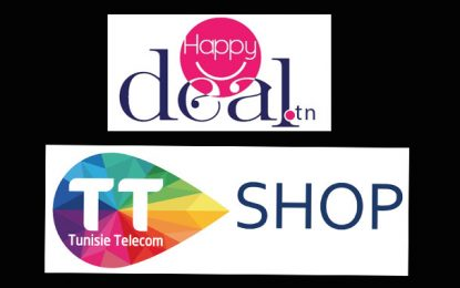 Vente en ligne : Partenariat entre HappyDeal.tn et TTshop