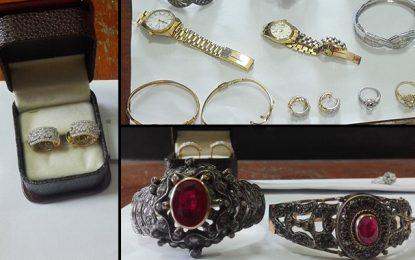 Tunis : Arrestation d'un bijoutier recherché dans 24 affaires de vol d'or