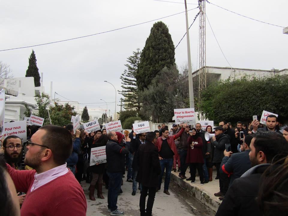 Manifestation des ingénieurs