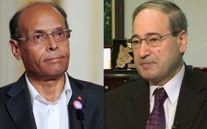 Damas dénonce l'envoi de jihadistes tunisiens en Syrie