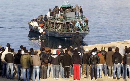 L'Italie aussi pense aux camps d'accueil d'immigrés en Tunisie