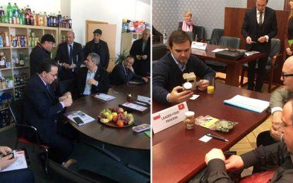 Mission d'hommes d'affaires tunisiens en Pologne