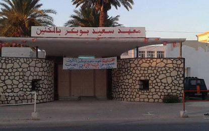 Moknine : Le lycée Saïd Boubaker vandalisé par des inconnus
