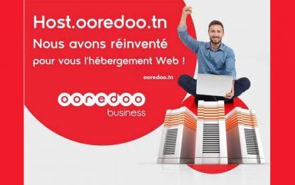 Hébergement web : Réduction de 50% sur Ooredoo Host