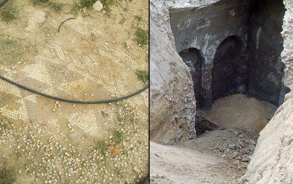 Patrimoine : Des vestiges à Kairouan détruits au bulldozer