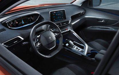 La nouvelle Peugeot 3008 remporte le Grand Prix du plus bel intérieur