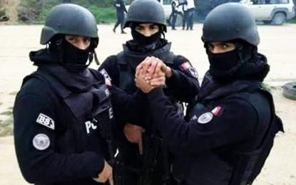 Sousse : Arrestation de 4 présumés terroristes