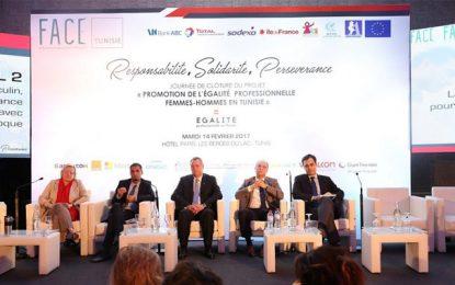 Total Tunisie reçoit le prix de «L'égalité professionnelle»