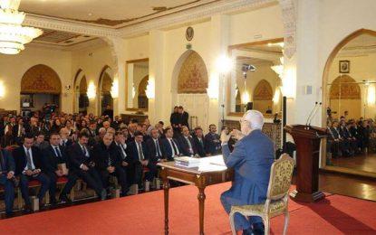 Ghannouchi, médiateur à Ankara entre les Libyens Sarraj et Belhaj