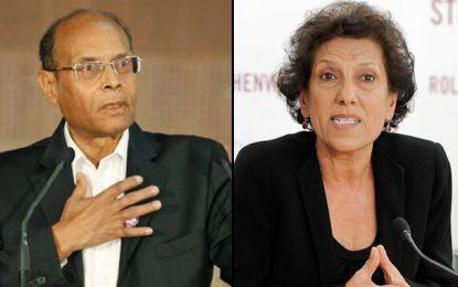 Me Nasraoui dément avoir donné raison à Marzouki