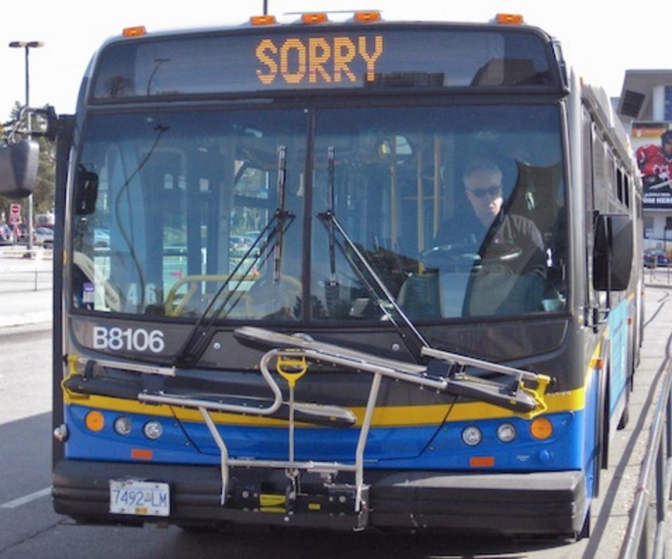 Bus à Vancouver