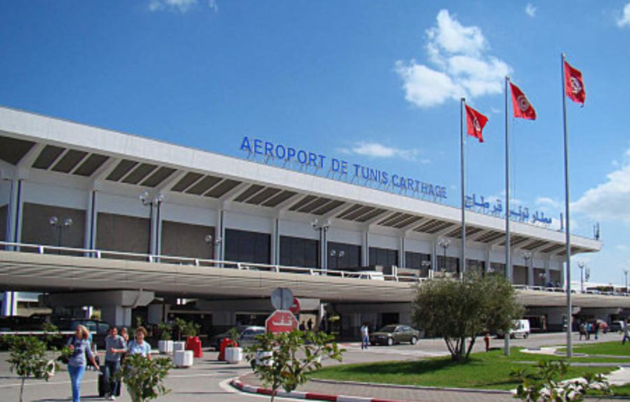 Aeroport de Tunis Carthage