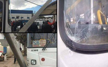 Accident de bus à Sousse : Le chauffeur accuse un policier