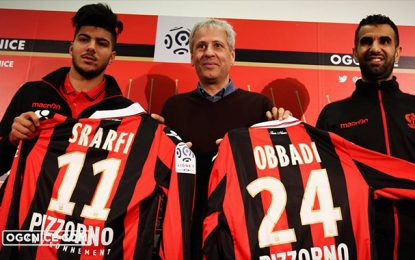 Football-Officiel : Bassem Srarfi à l'OGC Nice