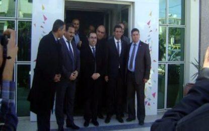 Sfax: Anouar Maarouf à l'Espace Entreprises de Tunisie Telecom