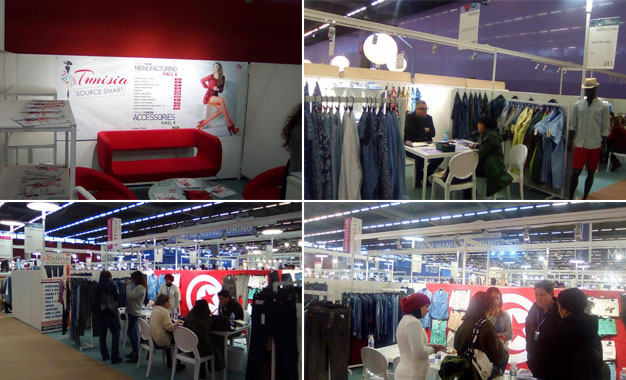 Kapitalis le textile habillement tunisien au salon for Salon 9 places tunisie