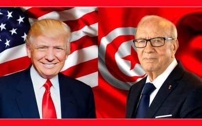 L'entretien téléphonique Trump-Caïd Essebsi vu de Tunis