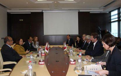 Examen de la coopération entre la Tunisie avec la région de Normandie