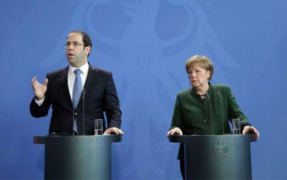Merkel prononcera un discours au parlement tunisien le 3 mars