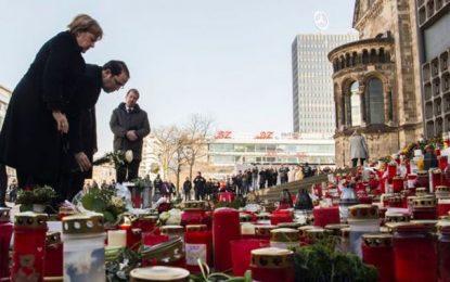 Tunisie-Allemagne : Chahed et Merkel recherchent un terrain d'entente